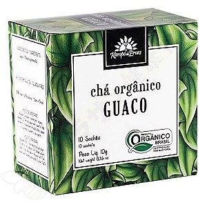 Chá de Guaco Orgânico sachês c/10 10g - Kampo de Ervas