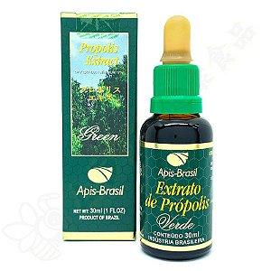 Extrato de Própolis Verde 17% 30ml - Apis Brasil