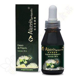 Extrato de Própolis Verde Alecrin Própolis 25% 30ml - Apiário Sakamoto