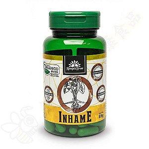 Inhame Orgânico em Cápsulas c/100 - Kampo De Ervas
