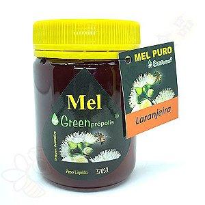 Mel Puro Florada Laranjeira 370g - Apiário Sakamoto