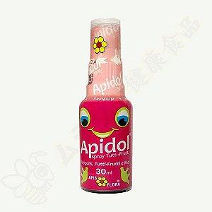 Própolis Spray com Mel sabor Tutti-Frutti Apidol Kids - Apis Flora