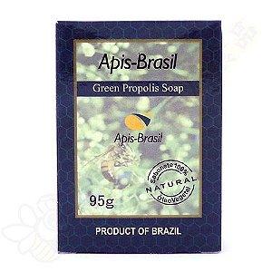Sabonete de Própolis Verde 95g - Apis Brasil