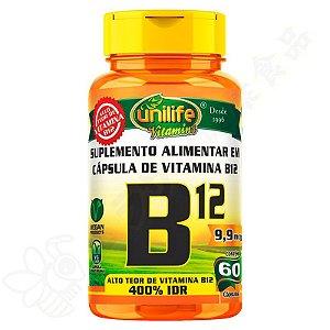 Vitamina B12  c/60 - Unilife