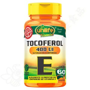 Vitamina E 1000mg c/60 - Unilife