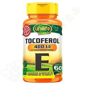 Vitamina E 1000mg c/60 - Unilife