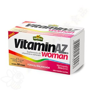 VitaminAZ Woman 1500mg c/30 - Sunflower
