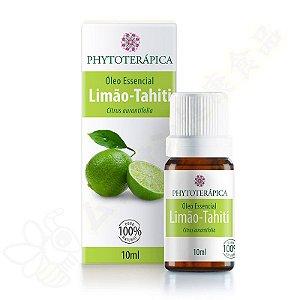 Óleo Essencial de Limão-Tahiti 10ml - Phytoterápica