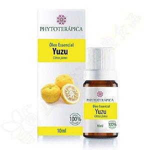 Óleo Essencial de Yuzu 10ml - Phytoterápica