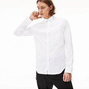 Camisa Lacoste Slim Fit Branca