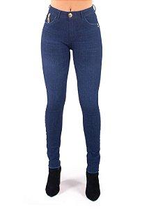 Calça Jeans Bana Bana Feminina Beyoncé Skinny