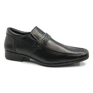 Sapato Social Ferricelli Couro Preto