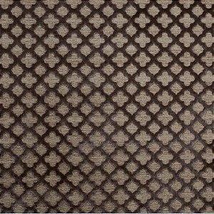Tapete Sala / Quarto / Modern Art 270 Bege+Marrom Alto Relevo e Confortável - Zinihome