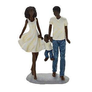 Escultura em Resina Família 257-206