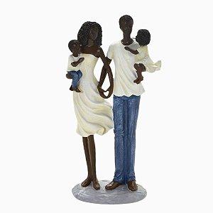 Escultura em Resina Família 257-308