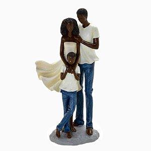 Escultura em Resina Família 257-298