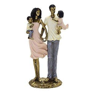 Escultura em Resina Família 257-309
