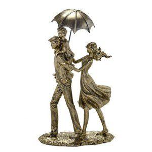 Escultura em Resina Família- 257-285