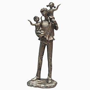 Escultura em Resina Família- 257-283