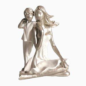 Escultura em Resina Família RO5-B
