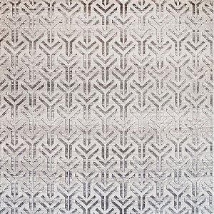 Tapete Sala / Quarto Munique Gray Off White
