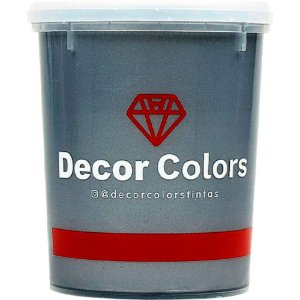 Cimento Aveludado Diamantado Véu 1,6 kg - Decor Colors