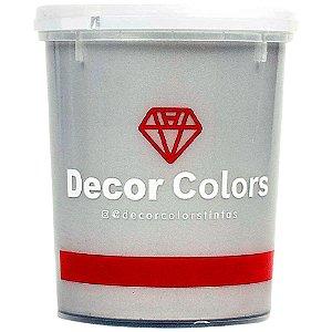 Cimento Aveludado Diamantado Crômio 1,6 kg - Decor Colors