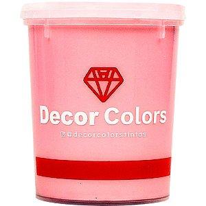 Cimento Aveludado Diamantado Baby Rosê 1,6 kg - Decor Colors