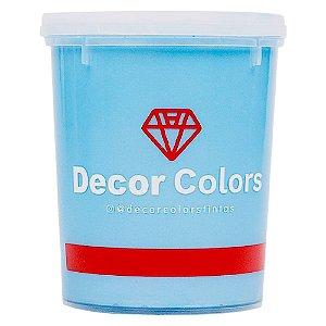 Cimento Aveludado Diamantado Baby Blue 1,6 kg - Decor Colors
