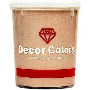Cimento Aveludado Diamantado Avelã 1,6 kg - Decor Colors
