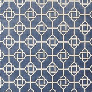 Tapete Sala / Quarto Prisma Cobalto - 1,60 x 2,30 (Peça Única)