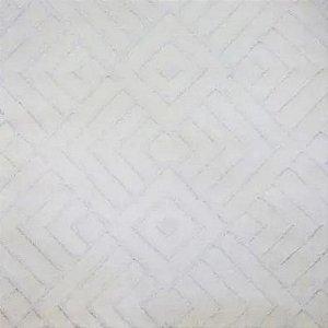 Tapete Sala / Quarto London 02 Bege - 2,50 x 3,50 (Peça Única)