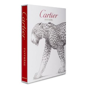 Book Ilustrativo CARTIER PANTHERE