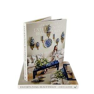Book Ilustrativo ENTERTAINING BEAUTIFULLY