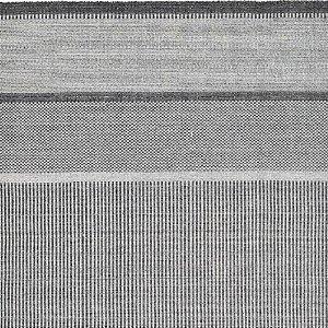 Tapete Sala / Quarto Meraki 01 Silver Charcoal SICH