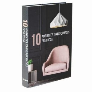 Book Box Ambientes Rosa