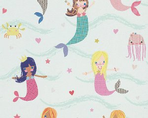 Papel de Parede Boys and Girls 6-111