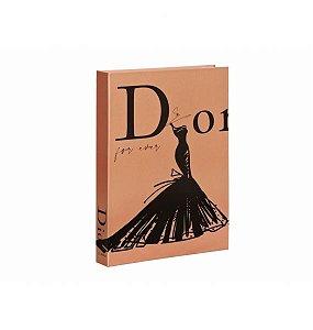 Book Box Dior
