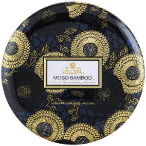 Vela perfumada em lata  VOLUSPA MOSO BAMBOO 340 g