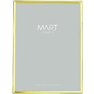 Porta Retrato Dourado - 20 x 25 cm