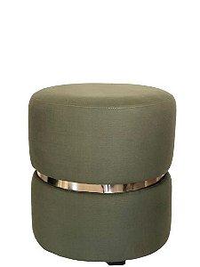 Puff Belt - Verde Musgo