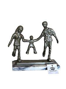 Escultura Família 20196