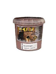 Cimento Queimado Perolizado Rose Gold 1.2 KG