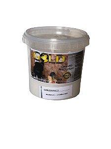 Cimento Queimado Perolizado Branco 1.2KG