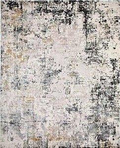 Passadeira Ancara Cinza Estonado - 0,85 x 1,50
