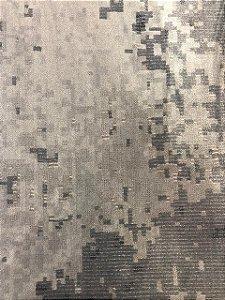 Passadeira Pixel Gray - 1,20 x 0,67