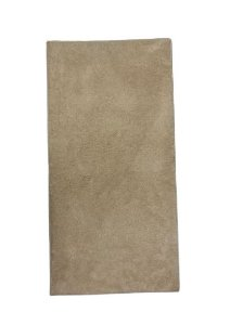 Passadeira Cashmir Creme - 1,00 x 0,50cm