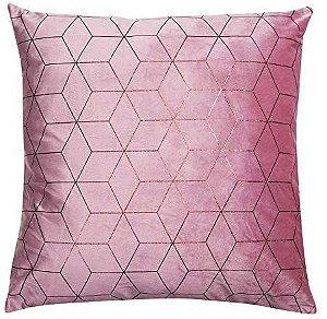 Almofada Rosa Mart | 52 x 52