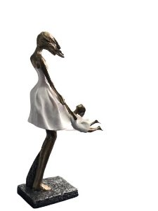 Mãe e Filha Decorativo 257-10039