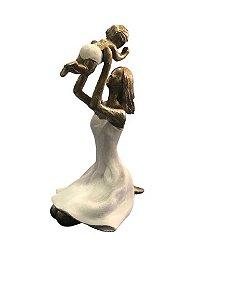 Mãe e Filha Decorativa 257-10040